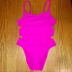 Other - BNWT Mossimo One-Piece Swimsuit w Cutouts on Sides